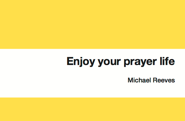 prayerreeves