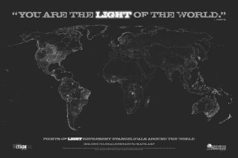 IMB Light Dark Map